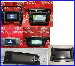 12 13 FOR MOST TOYOTA & SCION Circuit board PCB display LCD GPS RADIOS PANASONIC
