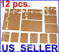 12 KIT Prototyping PCB Printed Circuit Board Prototype