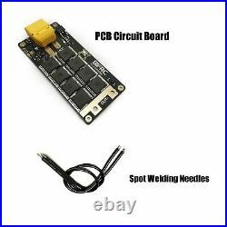 12V 18650 Battery Energy Spot Welder PCB Circuit Board DIY Auto Spot Welding Pen