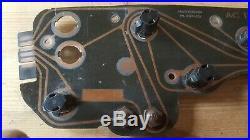 1959 Cadillac Tacho-Platine/Printed Circuit Board mit Leuchtmitteln, original GM