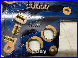 1966-67 Plymouth GTX NOS Left Printed Circuit Board Satellite Belvedere I II 66