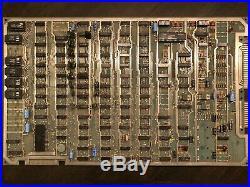 1979 Atari Missile Command Circuit Board Arcade Pcb Cpu Main