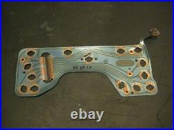 69 70 Cadillac Deville Fleetwood Eldorado Speedometer Gauges Printed Circuit PCB