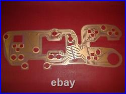 81 87 1981 1987 CHEVY TRUCK C10 GAUGE CLUSTER PRINTED CIRCUIT BOARD WithO TACH