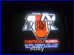 Air Buster Arcade Game PCB Authentic Jamma Circuit Board Kaneko Shooter Shmup