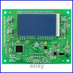 Astral Pool E25 E35 Salt Chlorinator Control Circuit Board PCB Card Screen 72500