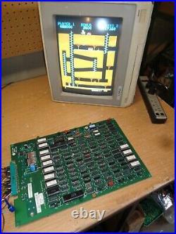BAGMAN Arcade Game Circuit Board, Tested and Working, Stern 1982 PCB