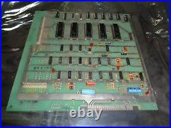 BATTLEZONE Arcade Game Circuit Board, AUX PCB, Tested and Working, 1980 Atari