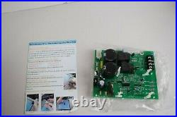 BLUE WORKS PCB Main Circuit Board for most with AQUARITE GOLDLINE PANELS tcel 15/9