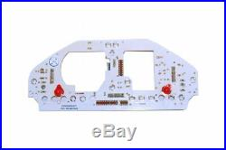 BMW 86-91 (E30) 318 325 M3 Rebuilt Cluster Printed Circuit Board #62111385581
