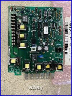 Balboa 50533/ Jacuzzi F106/7 SER DLX Factory Refurbished Printed Circuit Board