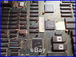 CRUDE BUSTER DATA EAST ORIGINAL WORKING Arcade Circuit Board Jamma PCB game