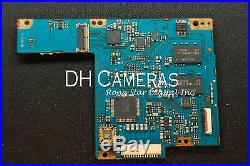Canon EOS 60D Main Board PCB MCU Mother Board Replacement Repair Part A0844