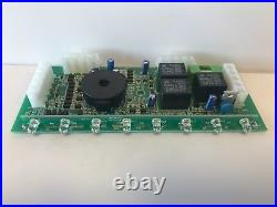 Castelgarden TCR102 Printed Circuit Board 2004-2005 125722412/1