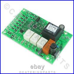 Colged 215038 Timer Pcb Printed Circuit Board Dishwasher Eurowash Mbm Wolk