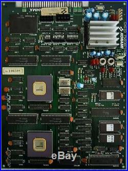 Contra Arcade Circuit Board PCB KONAMI Japan Run and Gun Game EMS F/S USED