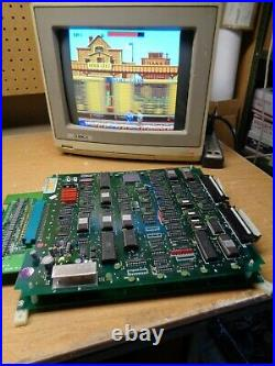 EXPRESS RAIDER Arcade Game Circuit Boards, Tested and Working, PCB Data East