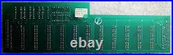 FADAL ENGINEERING 1460-22 RAM MEMORY EXPANSION PCB CIRCUIT BOARD, 384 K Memory