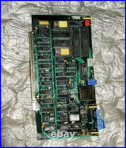 FADAL Engineering 1010-4 AXIS CONTROL PCB CIRCUIT BOARD TESTED