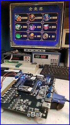 FAFAFA 8 LINER GAMBLING Slot GAME CIRCUIT BOARD PCB