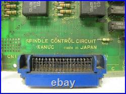 Fanuc A20B-0008-0371/02 Spindle Circuit Board A20B00080371/02 PCB A350-0008-T372