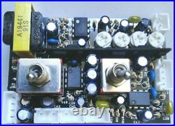 Fernandes 401 Sustainer 3-mode Circuit Board PCB-4 2020