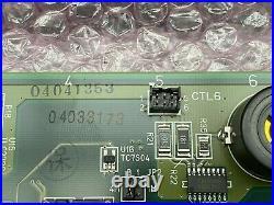 Fuji FP363SC CTL33 Printed Circuit Board 113G03201B from a working FilmProcessor
