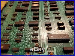 Galaga 3 (gaplus) Original Namco Midway Non Jamma Arcade Game Circuit Board Pcb