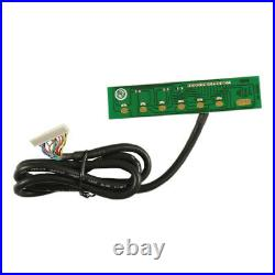 Genuine 82633 Dacor Range Key Printed Circuit Board