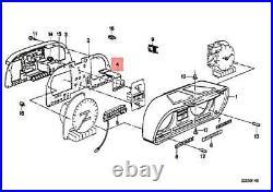 Genuine BMW E23 E24 E28 518 518i 520i 524td Printed Circuit Board 62111370238