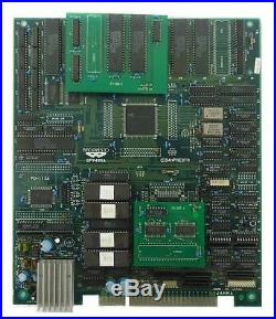 Guardians Arcade Circuit Board PCB BANPRESTO Japan Game EMS F/S USED
