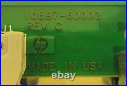HP Hewlett-Packard 10897-60002 Laser Axis VMEBus PCB Card 10897B Nikon NSR Used