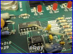 Haas Automation Circuit Board IOPCB Rev D I0PCB QCI Type 1 0191 AS-IS