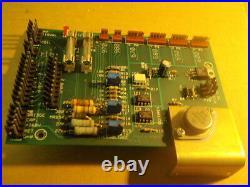 Haas VF-1 VMC Power Monitor Card Rev C QCI Type 1 3590 Circuit Board PCB AS-IS