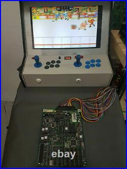Hit the Ice Circuit Board PCB Taito USED