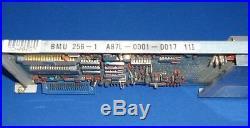 Hitachi Fanuc Circuit Board Pcb Bmu 256-1 A87l-0001-0017 11i Pzf