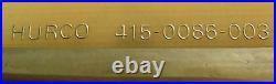 Hurco PCB Circuit Board 415-0086-003 4150086003 415-OO86-OO3 415OO86OO3