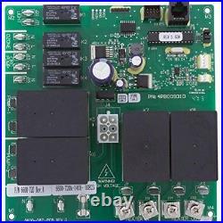 Jacuzzi /Sundance Circuit Board PCB Part no. 6600-720 (6600-087)