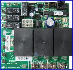 Jacuzzi /Sundance Circuit Board PCB Part no. 6600-724 (6600-286)
