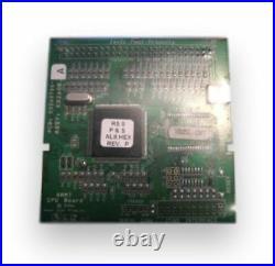 Jandy R0466801 RS8 P&S Printed Circuit Board CPU Software REV. P AL8. HEX