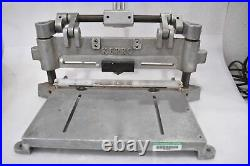 Kepro 12 Metal Bench Shear For Circuit Board Cutting Copper Materials Pcb