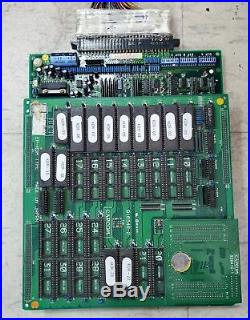 Knights of the Round CPS PCB Arcade Video Game Circuit Board Capcom 1991