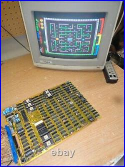 LADY BUG Arcade Game Circuit Board, Tested and Working, 1981 Universal PCB