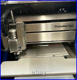 LPKF ProtoMat S62 PCB Circuit Board Plotter