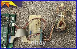 MAD CRASHER Arcade Game Circuit Board, SNK 1984 PCB Art Bundle
