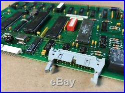 MIKUL 6809-5 REV 2 CPU PCB CIRCUIT BOARD 15153-1084 Clean! Fast Shipping