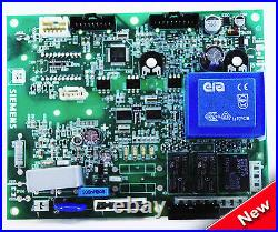 Main Combi 25 Eco & 25 Eco Elite Boiler Main Printed Circuit Board Pcb 5131264