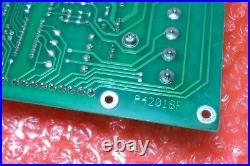 Master Clock MCS-970 PCB Circuit Board MCS970 MRC 42018F