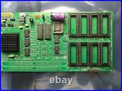 Mattson 73200101 IND486E Rev A PCB Circuit Board, Mattson Aspen Used Working