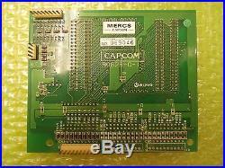 Mercs Arcade Circuit Board PCB Capcom Japan Game EMS F/S USED